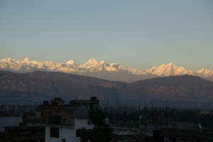Kathmandu sits in an ancient lakebed known in seismological terms as a liquefaction zone