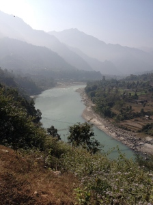 Nepal has massive hydroelectric potential but in winter the rivers shrink and demand outstrips supply