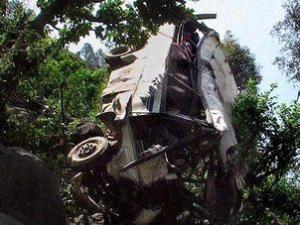 Horrific road accidents slow traffic (and fuel trucks) on its way to Kathmandu