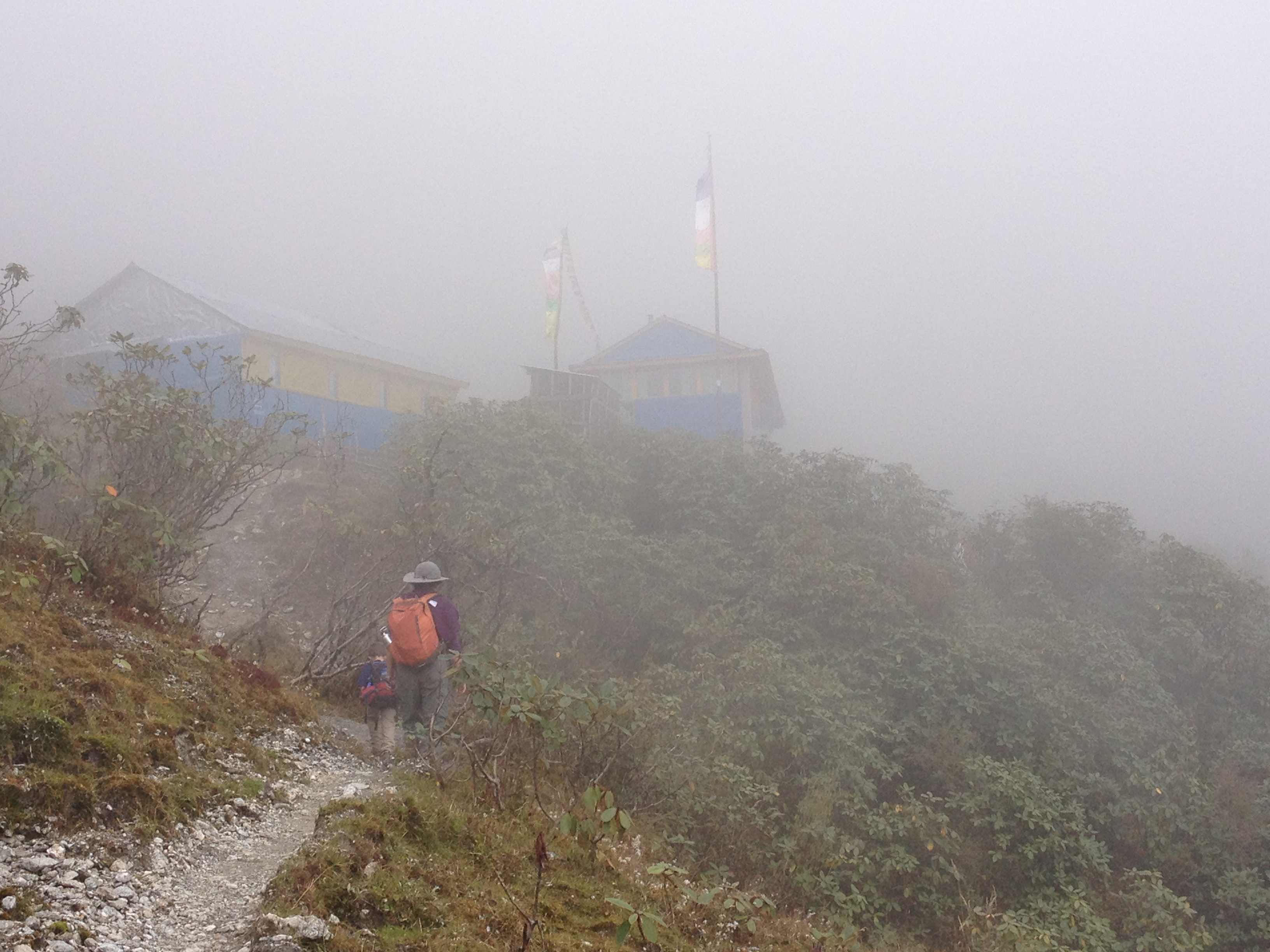 mountain tourism tangledjourneys even before hudhud hit the mountain afternoons were fogged in and had heavy rain